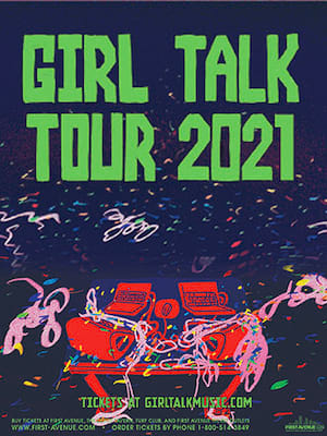 Girl Talk, First Avenue, Minneapolis