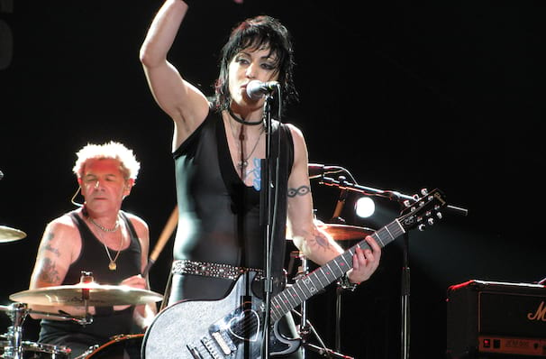 Joan Jett and The Blackhearts, Sound Waves at Hard Rock Hotel and Casino, Atlantic City