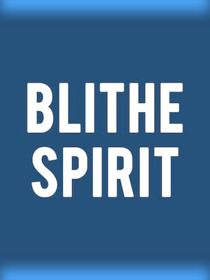 Blithe Spirit at Walnut Street Theatre