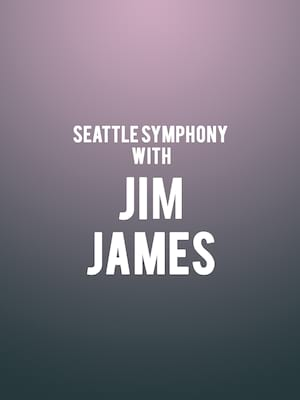 Seattle Symphony with Jim James Poster