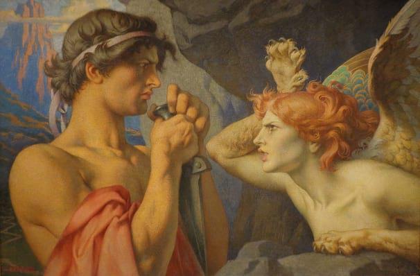 Opera Philadelphia Oedipus Rex, Academy of Music, Philadelphia