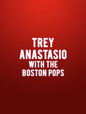 Trey Anastasio with the Boston Pops at Tanglewood Music Center