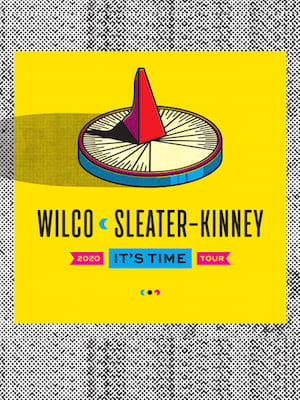 Wilco and Sleater-Kinney at Merriweather Post Pavillion