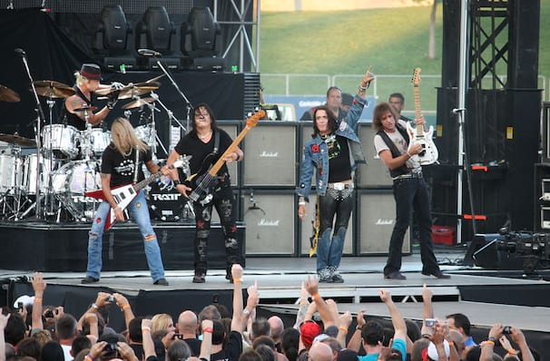 RATT Tom Keifer Skid Row and Slaughter, Utah State Fairgrounds, Salt Lake City