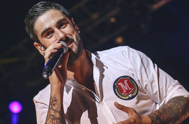 Melendi, James Knight Center, Miami