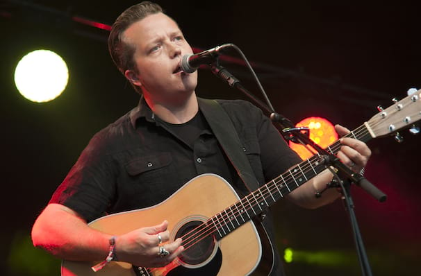 Jason Isbell with Billy Strings, First Security Amphitheatre, Little Rock