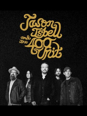 Jason Isbell with Billy Strings Poster