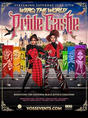 Werq The World: Pride Castle Poster