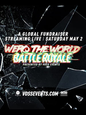 Werq The World: Battle Royale Poster