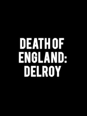 Death of England: Delroy Poster