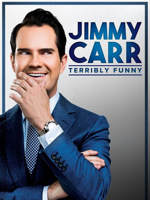 Jimmy Carr - Terribly Funny Poster