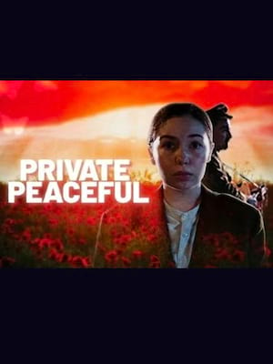 Private Peaceful Poster