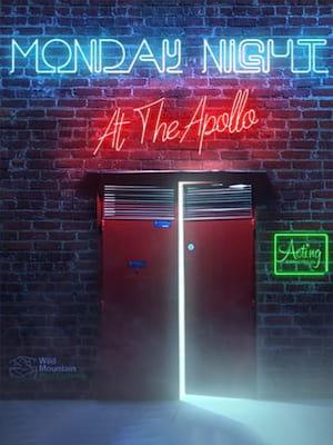 Monday Night at the Apollo Poster