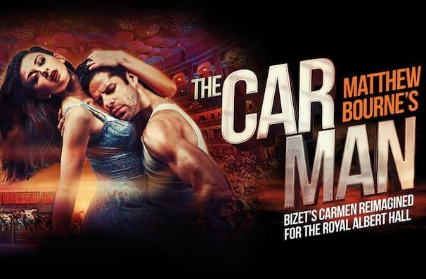 The Car Man, Royal Albert Hall, London