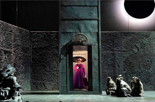 Metropolitan Opera Eurydice, Metropolitan Opera House, New York
