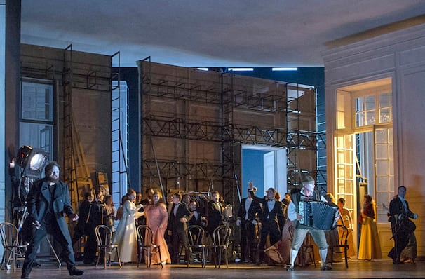 Metropolitan Opera Hamlet, Metropolitan Opera House, New York