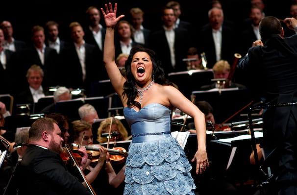 Metropolitan Opera Anna Netrebko, Metropolitan Opera House, New York