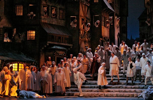 Metropolitan Opera Die Meistersinger Von Nurnberg, Metropolitan Opera House, New York