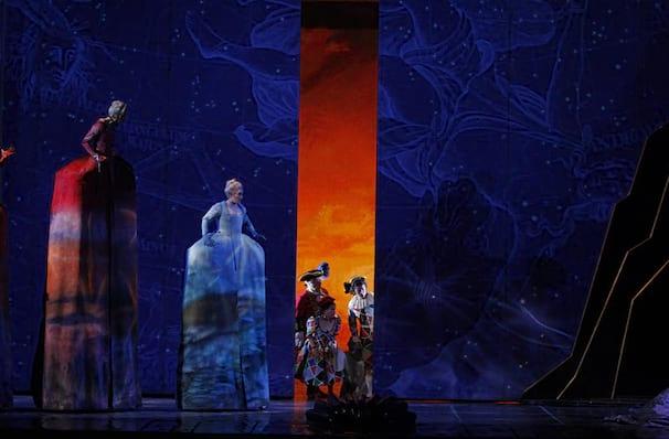 Metropolitan Opera Ariadne Auf Naxos, Metropolitan Opera House, New York