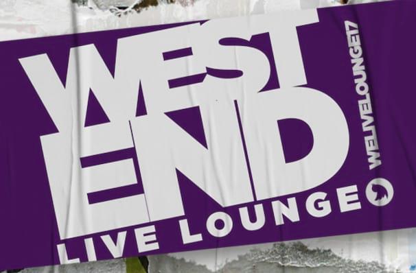 West End Live Lounge, Lyric Theatre, London