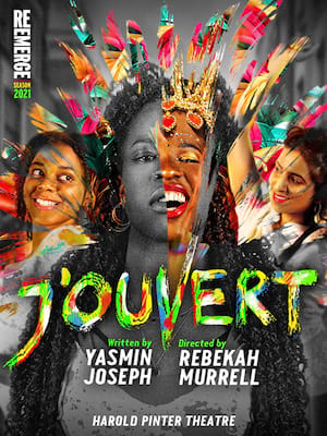 J'Ouvert Poster