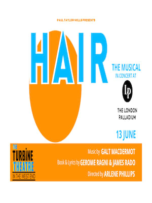 Hair in Concert Poster