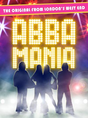 ABBA Mania Poster