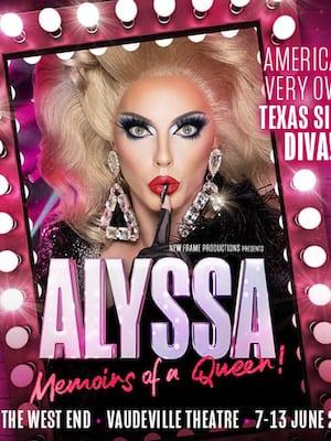 Alyssa, Memoirs of a Queen Poster
