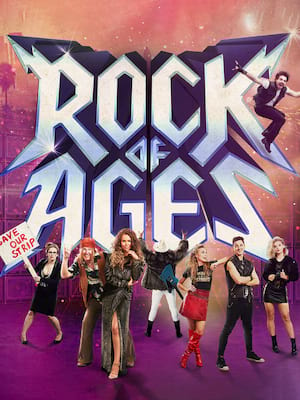 Rock of Ages, Liverpool Empire Theatre, Liverpool
