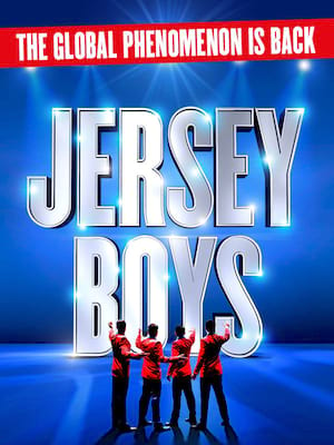 Jersey Boys, Liverpool Empire Theatre, Liverpool