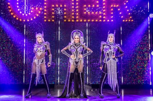 The Cher Show, Liverpool Empire Theatre, Liverpool