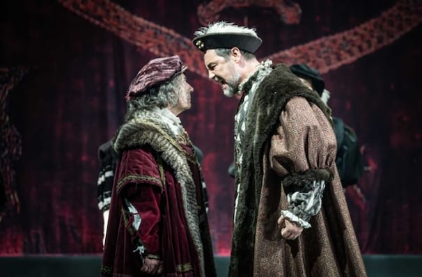 The Mirror and the Light, Gielgud Theatre, London