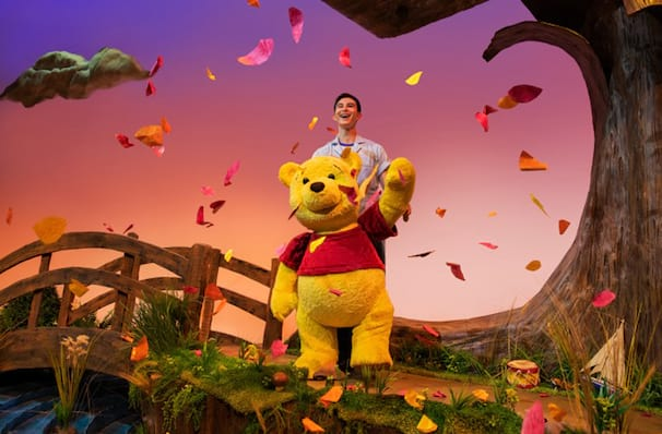 Winnie the Pooh The Musical, Theatre Three, New York