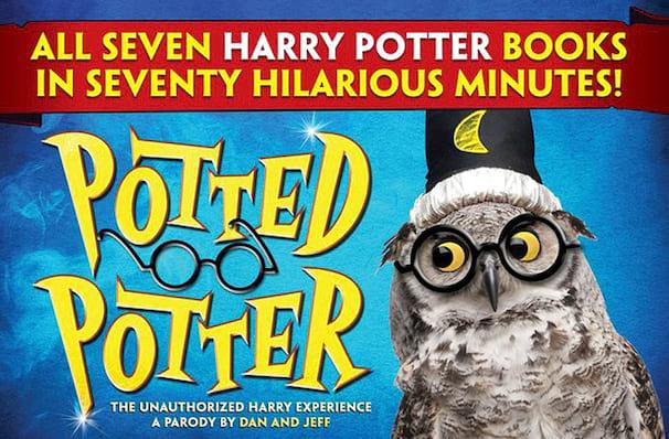 Potted Potter, The Magic Attic, Las Vegas