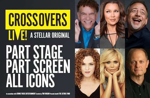 Crossovers Live, Virtual Broadway Experiences, New York