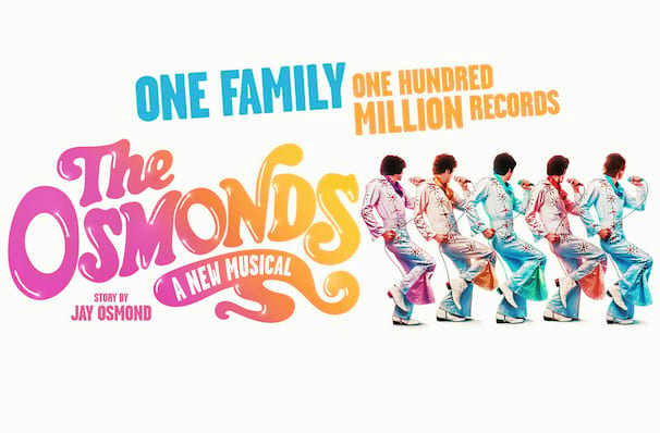 The Osmonds A New Musical, Kings Theatre, Glasgow