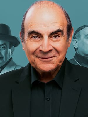 David Suchet: Poirot and More, A Retrospective Poster