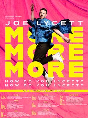 Joe Lycett, Manchester Palace Theatre, Manchester