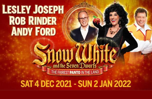 Snow White dates for your diary