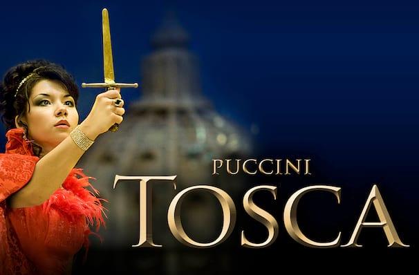 Ellen Kents Tosca, New Theatre Oxford, Oxford