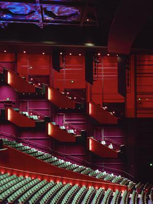 Mccaw Hall Seattle Wa Seattle Opera The Turn Of The