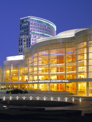 Samueli Theater, Costa Mesa, CA - Tickets, information, reviews