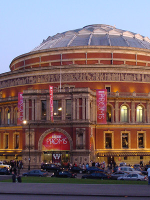 Messiah on Good Friday at Royal Albert Hall